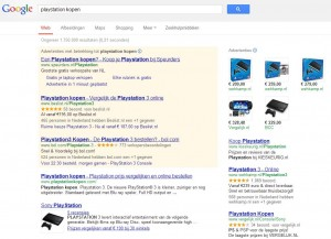 Gebruikerservaring in Google